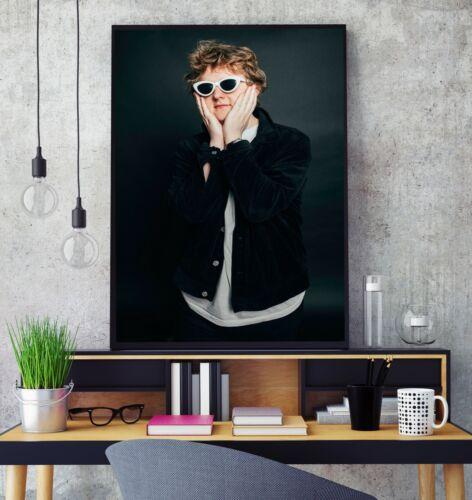 Lewis Capaldi 2019 Premium Poster Print Professional Grade Gloss Photo HD A4 A3