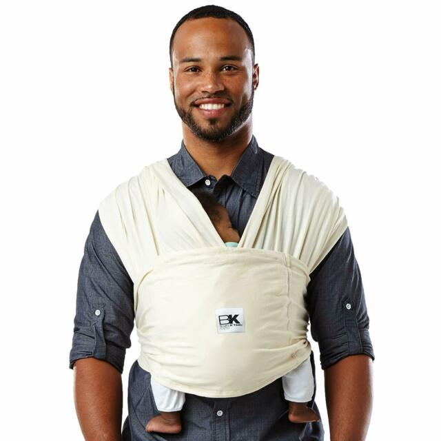 Natural /& Breathable My Honey Wrap Lightweight Baby Carrier Sling for Infants