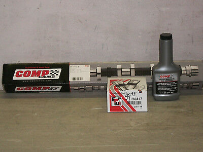 COMP Cams CL12-213-3 Magnum//Drag Race 244//244 Hydraulic Flat Cam and Lifter Kit for Chevrolet Small Block