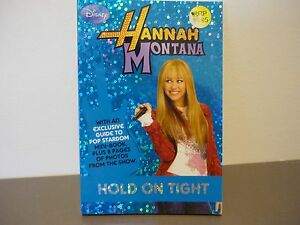 HANNAH-MONTANA-HOLD-ON-TIGHT-AS-NEW-CONDITION-POSTAGE-5-80