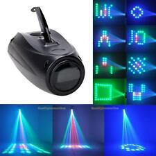 64 LED RGBW Bühnenlicht Lichteffekte Laser DJ Disco Party KTV Bühnenbeleuchtung