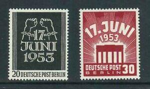 Luxus-Berlin-Mi-Nr-110-111-postfrisch