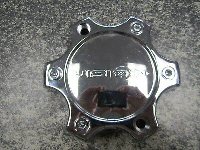 Vision Wheels Screw Kit C326-6CLV Chrome Center Cap 2 Screws Included