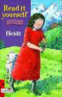 Heidi by Johanna Spyri (Hardback, 1998)