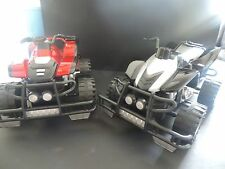 1/6 Scale Bikes for Action Figures - Lot of 2