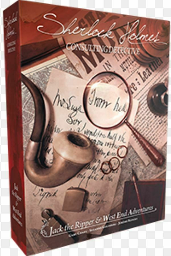 Sherlock Holmes Holmes Holmes Consultoría Detective - Jack The Ripper & West End 12048f