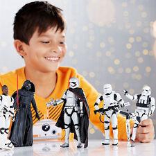 """Disney Star Wars The Force Awakens Elite Series Die Cast 6"""" Deluxe Gift Set"""