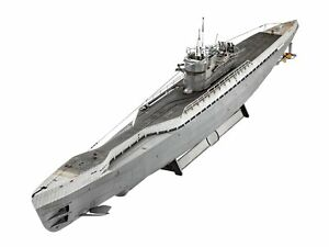 Revell-05133-Deutsches-U-Boot-TYPE-IX-C-40-U190-Bausatz-1-72