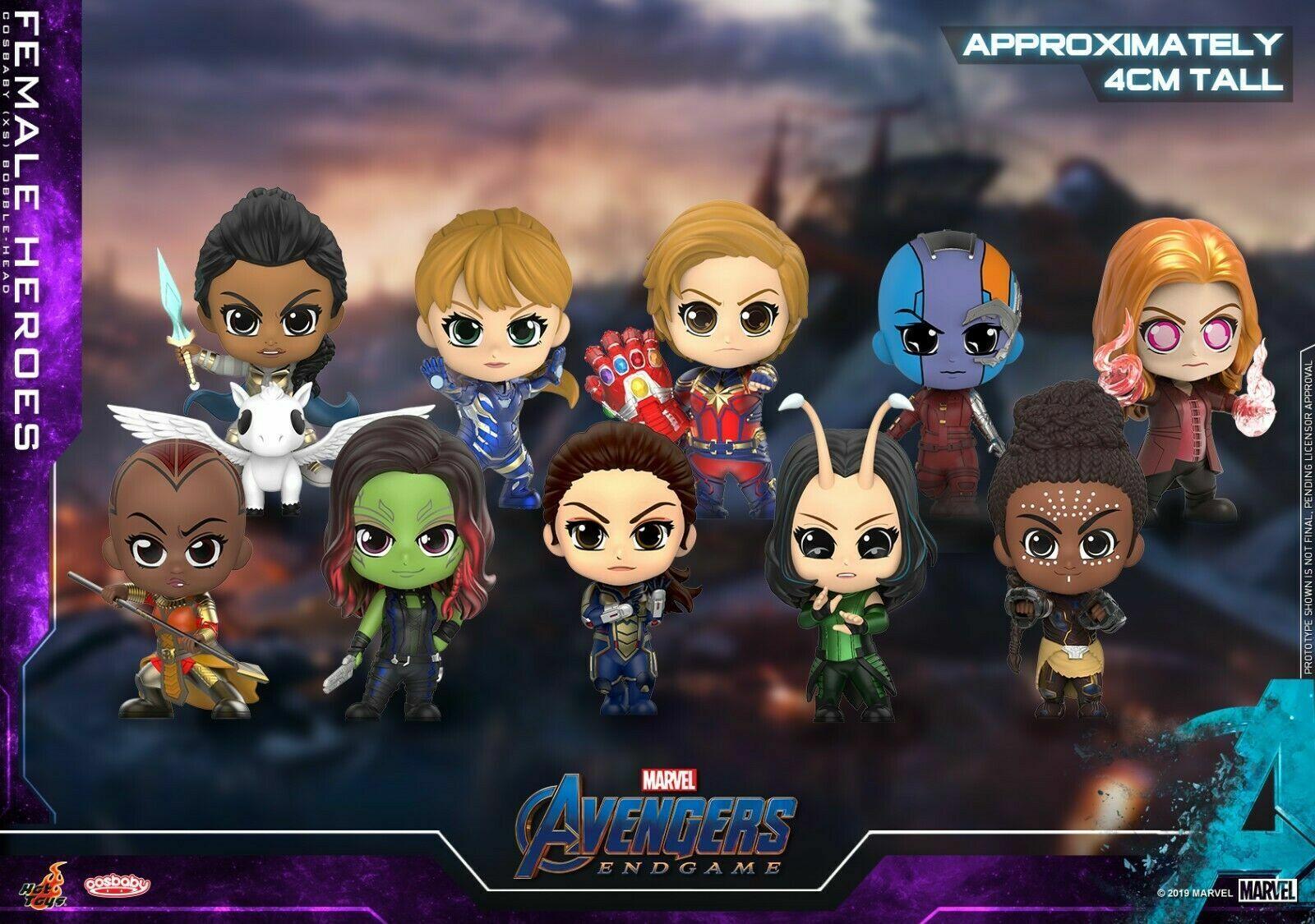 4CM caliente giocattoli Avengers Endgioco Heroine Suit COSbambino COSB682  cifra modellolo giocattoli