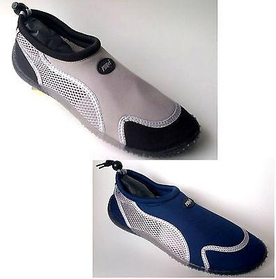 Para Hombre Surf Zapatos Playa Mar Aqua Traje calcetín de agua tamaño 6,7,8,9,10,11,12 Scuba