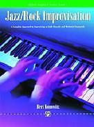 Alfred Basic Piano Jazz/rock Improvisation Niveau 1-afficher Le Titre D'origine