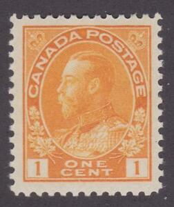 """CANADA 1922 #105 King George V """"Admiral"""" Issue VF MNH"""