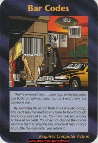 Illuminati New World Order Bar Codes Assassins INWO CCG