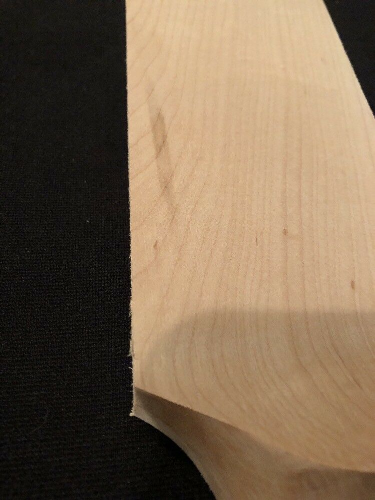 Guitar Neck Blank 24.75 scale Maple Acoustic B stock