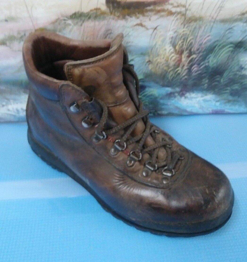 Womens Asolo Hiking Boots US 9 brown leather womens