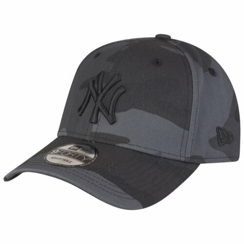 MLB New York Yankees dark camo New Era 9Forty Cap
