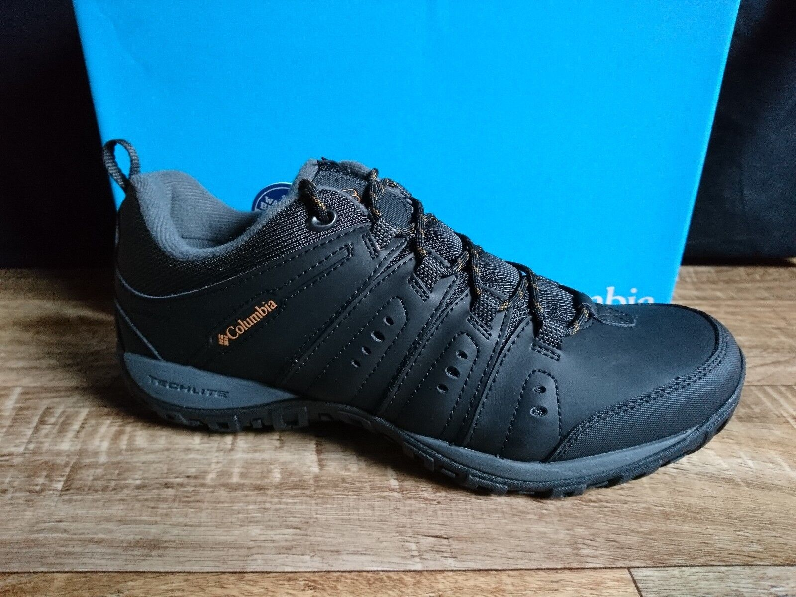 Columbia Peakfreak Nomad Waterproof Herren Schuhe Sneaker Leder   Outdoor   NEU