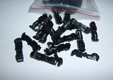 (50) Metra T-TAP Quick Wire Connectors Black 26-22 AWG Gauge Car Audio Terminals