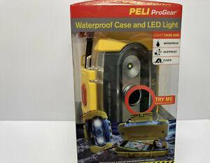 Peli-ProGear-Light-Case-9000-LED-Lampe-Wasserdicht-200lm-Reichweite-bis-zu-144m