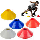 New Set of 10 Space Markers Cones Soccer Football Ball Training Equipment MO