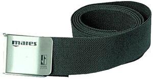 Tauchen Blei & Bleigürtel Weight Belt Mares Bleigurt mit Edelstahlschnalle
