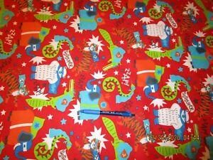 Floral Farm Animals Super Snuggle Flannel Fabric