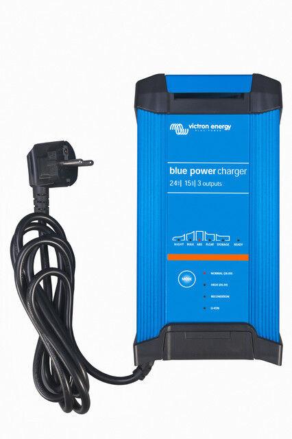 victron blue power 12 volt battery charger ip22 30 amp 3 output eu delivery ebay. Black Bedroom Furniture Sets. Home Design Ideas
