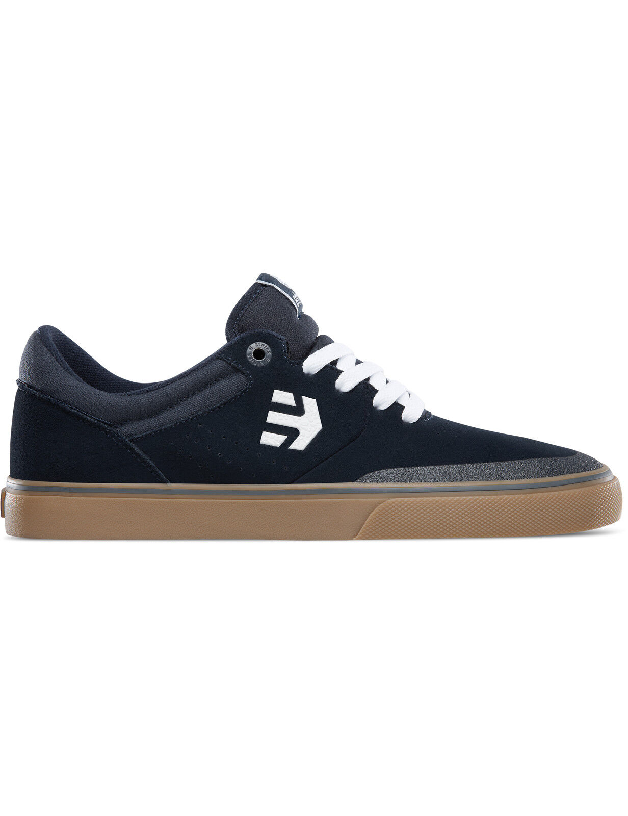Etnies Marana Vulc Trainers in Navy White Gum