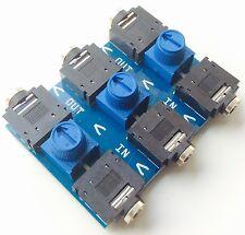 Atenuador Triple Para Sintetizador Modular Eurorack TB-303 TR-606 Sequential Pro uno