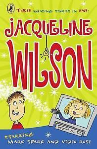 Wilson-Jacqueline-Video-Rose-and-Mark-Spark-Very-Good-Book