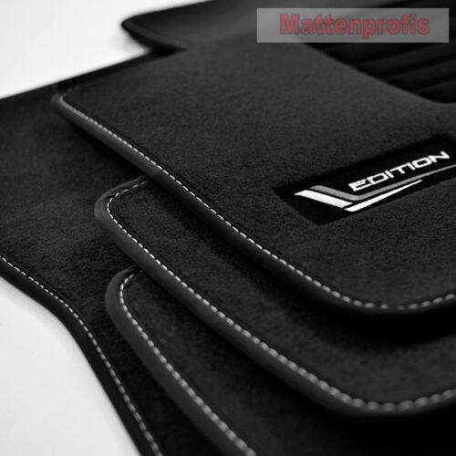 05//2015 Bsw Velour Fußmatten Edition passend für Hyundai Tucson III 3 ab Bj