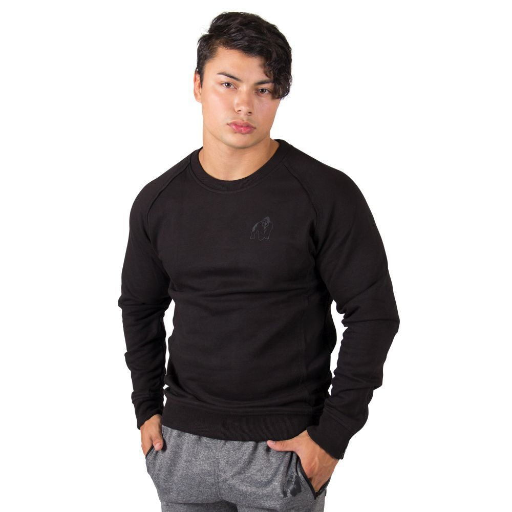 Gorilla Wear Durango Crewneck Sweatshirt schwarz