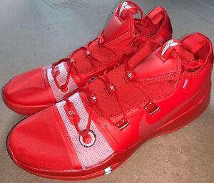 NEW Nike Kobe AD Exodus TB Red Size 16