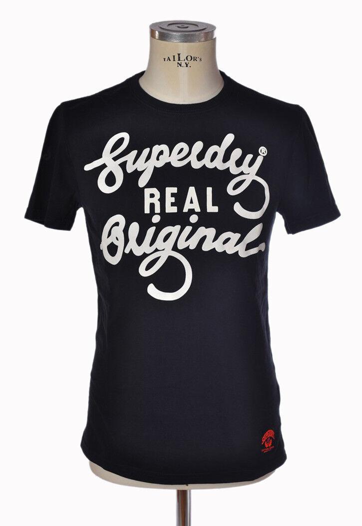 Superdry - Topwear-T-shirts - mann - Blau - 795617C183717