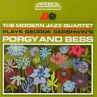 The Modern Jazz Quartet Plays George Gershwin S Porgy and Bess Remastered CD UK