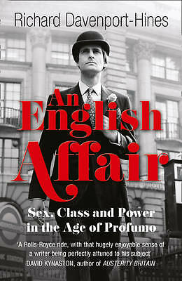 1 of 1 - An English Affair Richard Davenport-Hines (Paperback) New Book