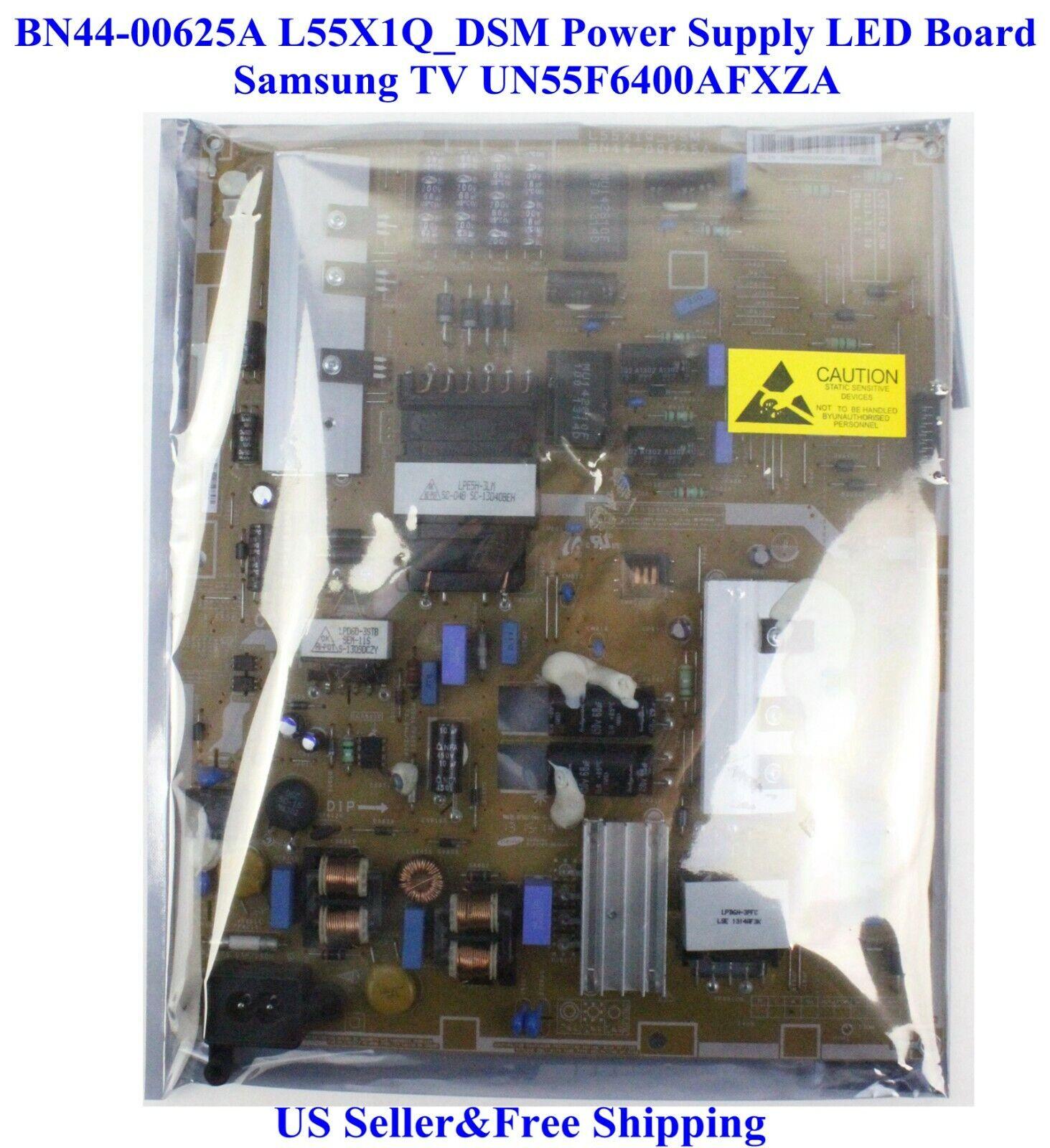 SAMSUNG UN55F6400AF POWER SUPPLY BN44-00625A