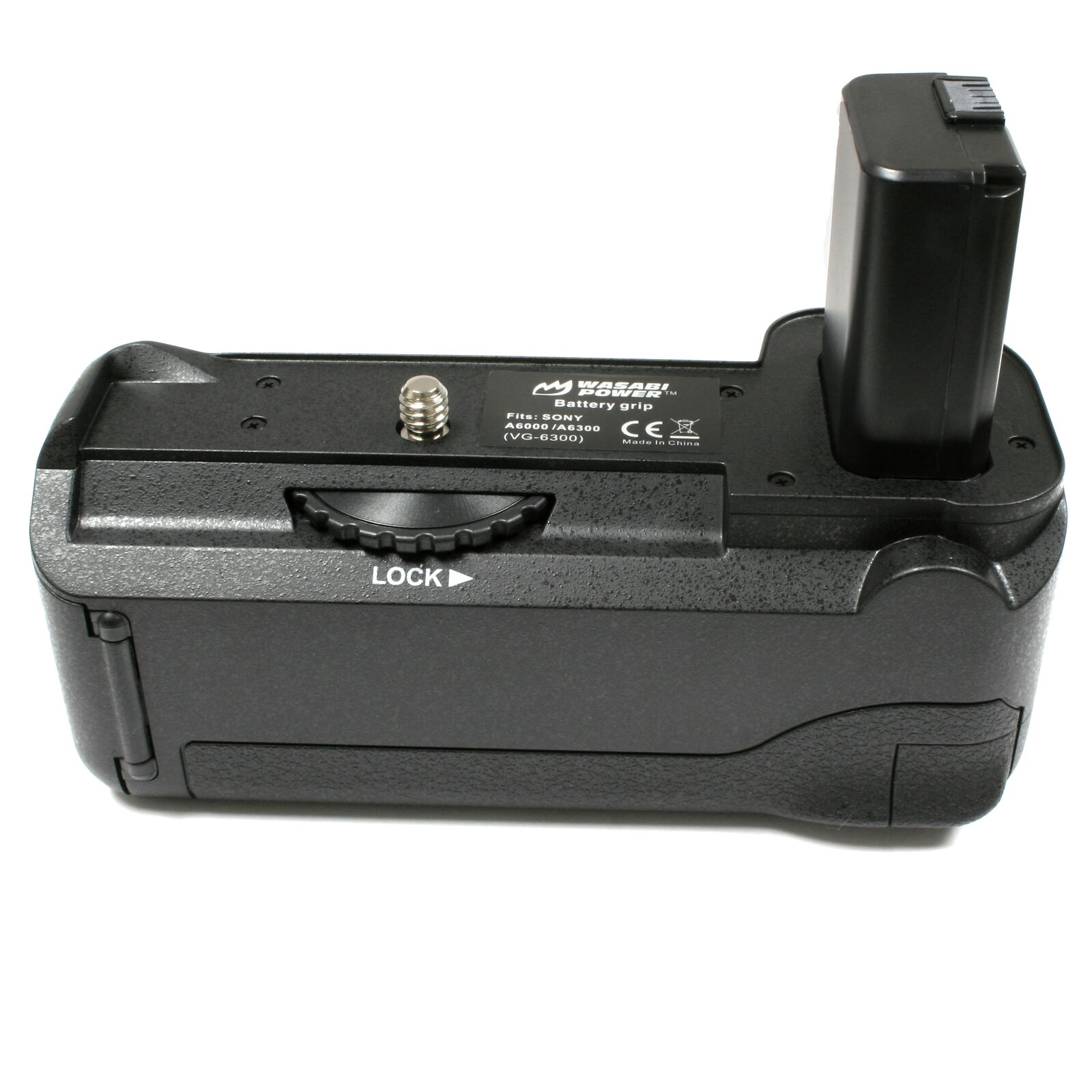 Wasabi Power Battery Grip for Sony VG-6300 and Sony A6300/A6000