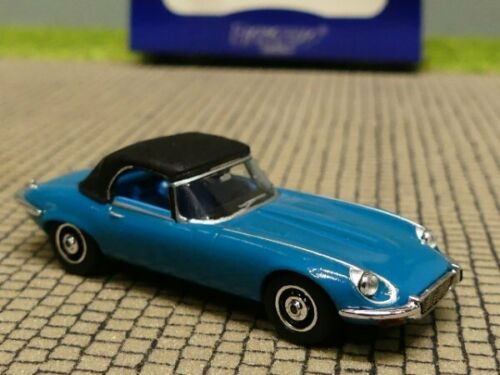 1//87 Ricko Jaguar E-Type roadster azul 38620