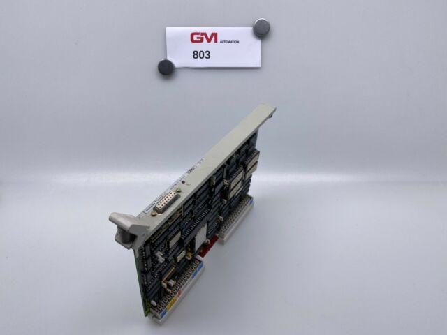 Siemens Simatic S5 Ordinateur 946/947 6ES5947-3UA21 Central Processus Unit