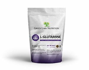 L-GLUTAMINE-POWDER-454g-FREE-FORM-100-Pure-FREE-WORLD-SHIPPING