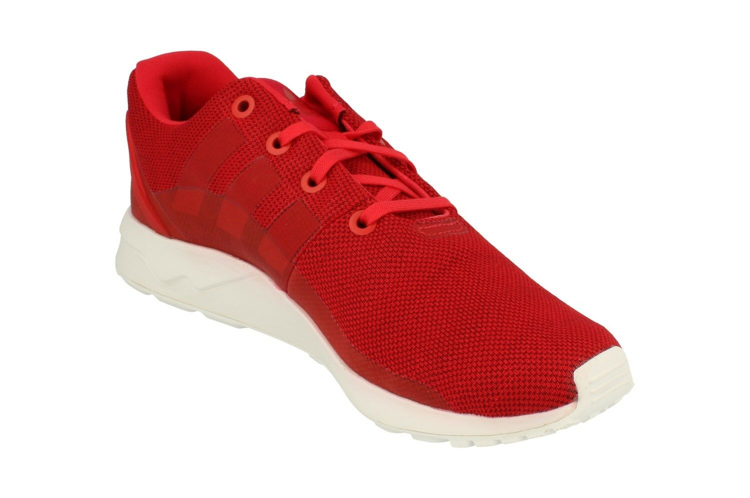 Adidas Originals Zx Flux Sneakers Adv Tech Mens Running Trainers Sneakers Flux S76394 818fc3