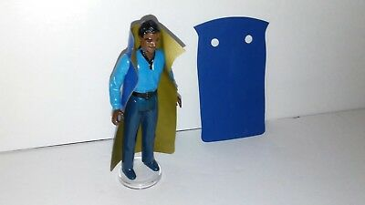 Star Wars Vinyl Replacement Cape For 1980 Lando Calrissian Kenner Figure!