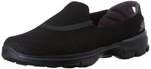 Skechers Performance Damenschuhe Go Walk 3 Slip-On Walking Schuhe- Pick SZ/Farbe.