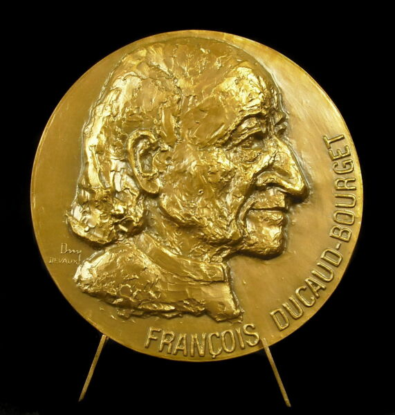 100% De Qualité Médaille Germain François Ducaud-bourget Prelat Et Poète Ordre De Malte Medal