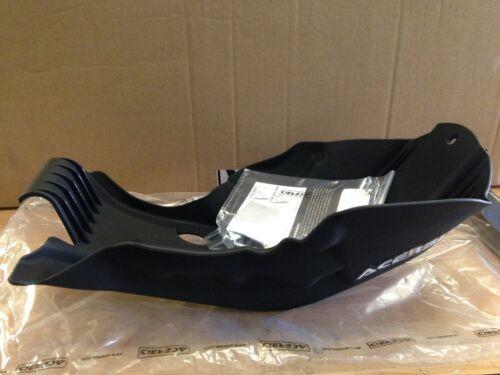 ACERBIS SKID GLIDE PLATE SUMP GUARD FITS KTM SXF 450 2013-2015 BLACK