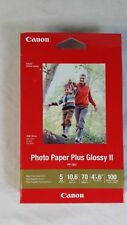 - Canon Photo Paper Plus Glossy II 4 X 6 Inches 100 Sheets Hf641