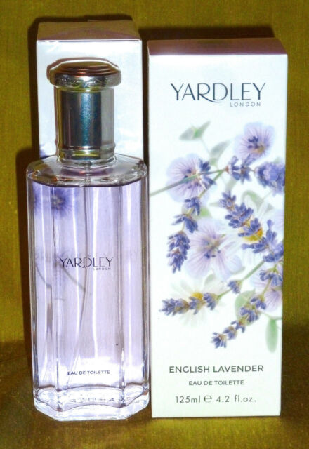 10,36€/100ml Yardley Lavendel Eau de Toilette 125ml   moderner floraler Duft