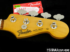 USA Fender Jaco Pastorius Fretless Jazz BASS NECK & TUNERS American Pau Ferro