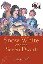 Snow White and the Seven Dwarfs (mini) (Ladybird Tales) New Hardcover Book Ladyb